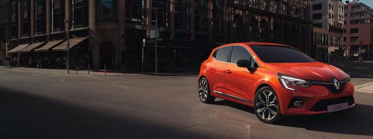 Nuova Renault CLIO 5