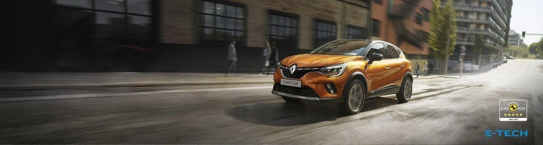 Nuova Renault Captur