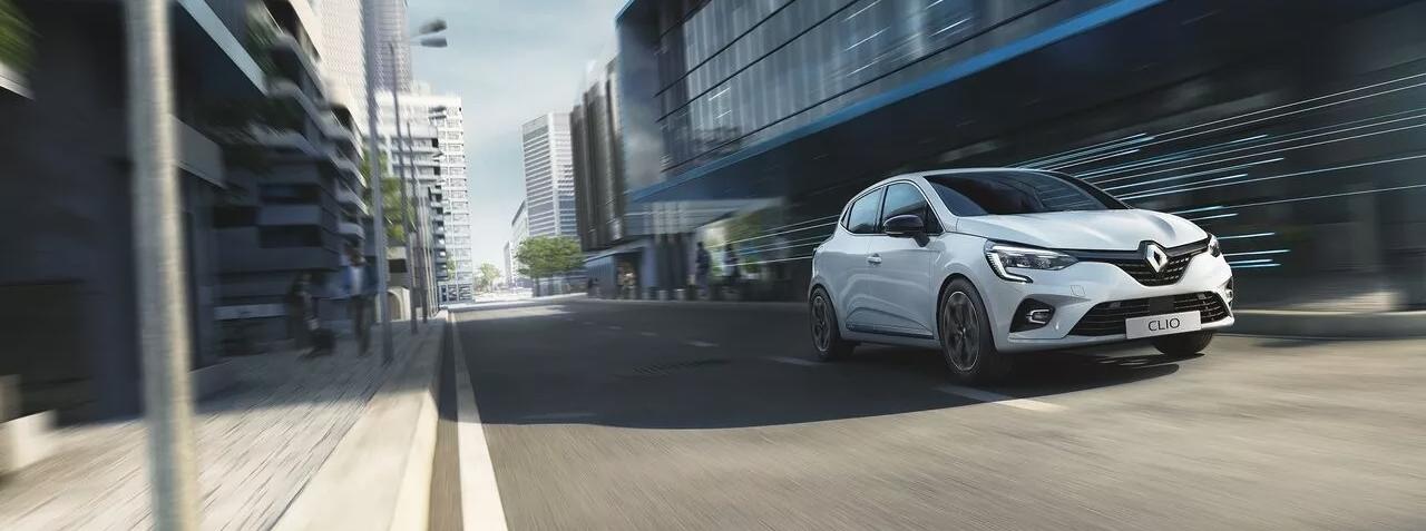 Nuova Renault CLIO Hybrid