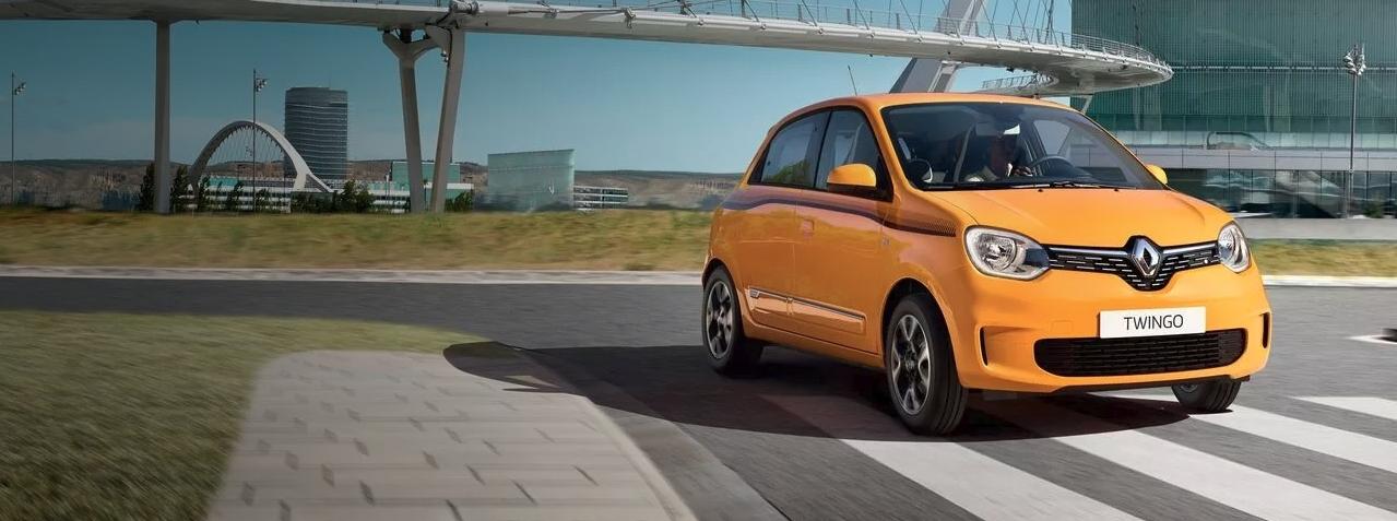 Nuova Renault TWINGO