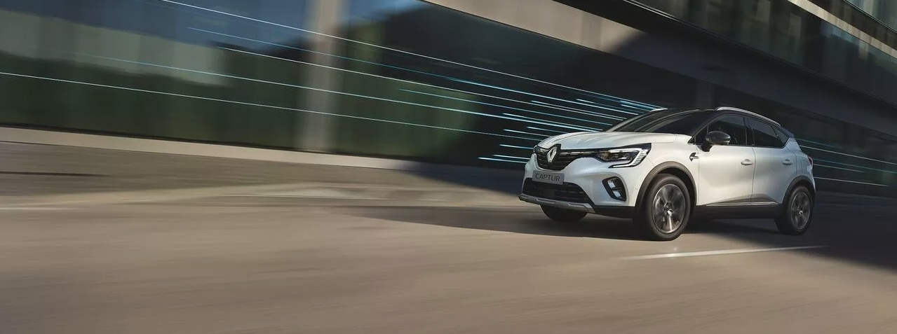 Nuovo Renault CAPTUR Plug-in Hybrid